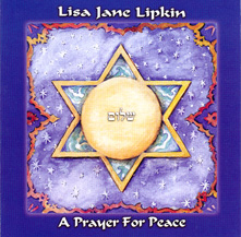 Lisa Jane Lipkin CD A Prayer for Peace