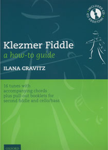 Klezmer Fiddle: A How-to-Guide by Ilana Cravitz