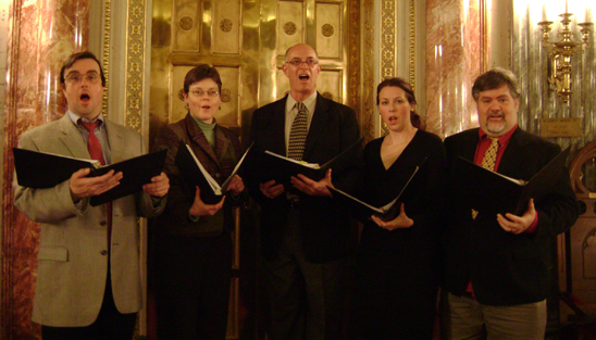 Free Synagogue Cantor with Choir